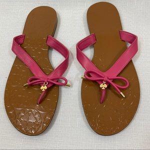 🌻 KATE SPADE Flat Sandals Size 9M